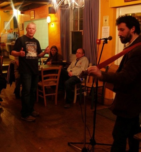 Podcasts – Glastonbury Open Mic Night – Every Tuesday