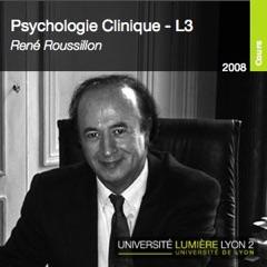 Enseignement René Roussillon - L3
