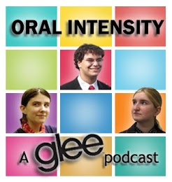 Oral Intensity: A Glee Podcast banner backdrop