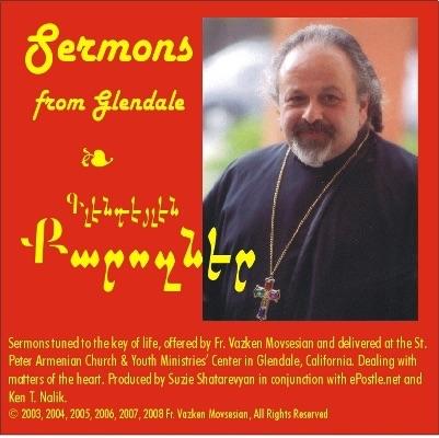 Fr. Vazken's Sermons