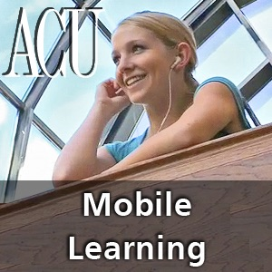 Mobile Learning - Year One Interviews