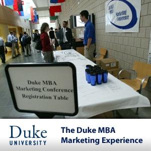 The Duke MBA Marketing Experience - 2006