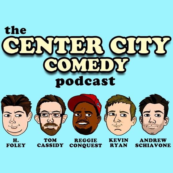 Center City Comedy Podcast