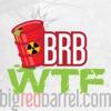 Geek Speak – Big Red Barrel artwork