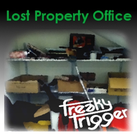 Lost Property Podcast – FreakyTrigger podcast