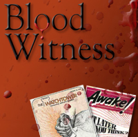 Blood Witness podcast