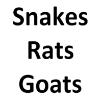 Podcast – Snakes, Rats and Goats: A Survivor Podcast podcast