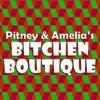 Pitney & Amelia's Bitchen Boutique artwork