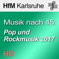 Musik nach 45: Experimentelle Pop und Rockmusik 2017 podcast