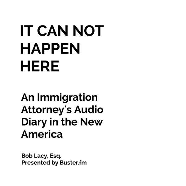 It Can Not Happen Here