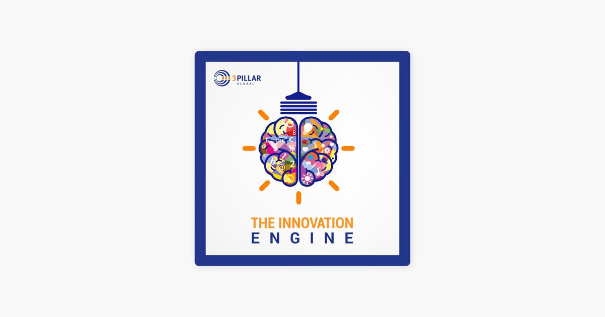 the innovation engine podcast on apple podcasts