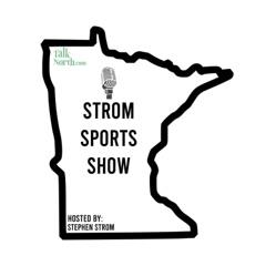 Strom Sports Show - Stephen Strom