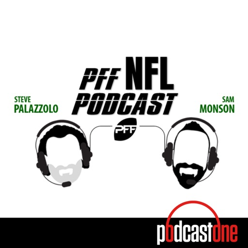 Cover image of The PFF NFL Show