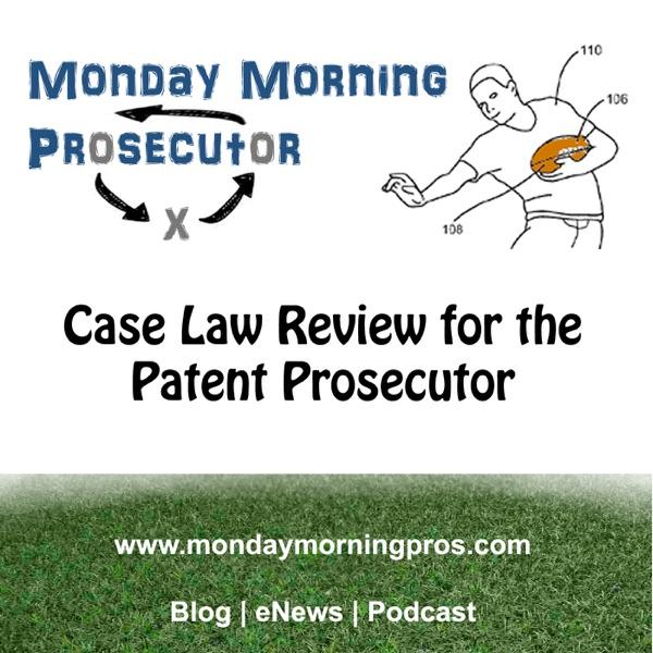 Monday Morning Prosecutor