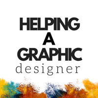 Helping A Graphic Designer podcast