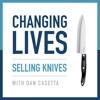 Changing Lives Selling Knives artwork