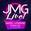 JMG Live! Music Lounge with Jacquari Harris artwork