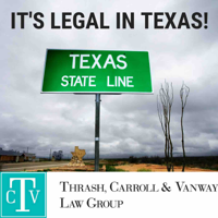 It's Legal in Texas podcast