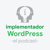 Implementador WordPress podcast