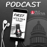 FIRST, Let's Talk Title! podcast
