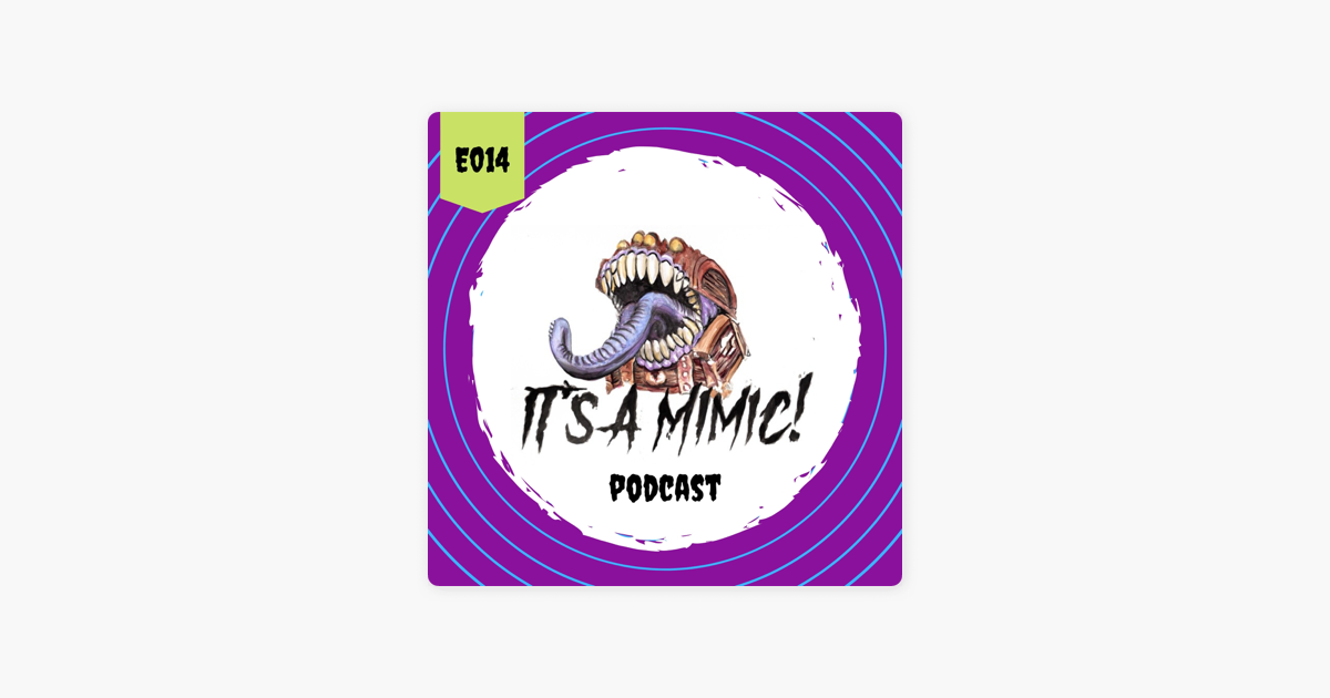 It's A Mimic!: E014 - Class: Full Potential - Bards: In it