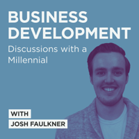 Biz Dev: Discussions with a Millennial podcast