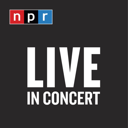 Cover image of Live In Concert from NPR's All Songs Considered