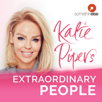 Podcast cover art for Katie Piper's Extraordinary People