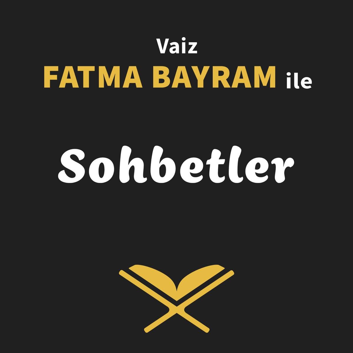 Vaize Fatma Bayram Esma-i Hüsna Dersleri