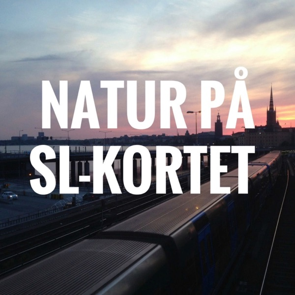 Natur på SL-kortet