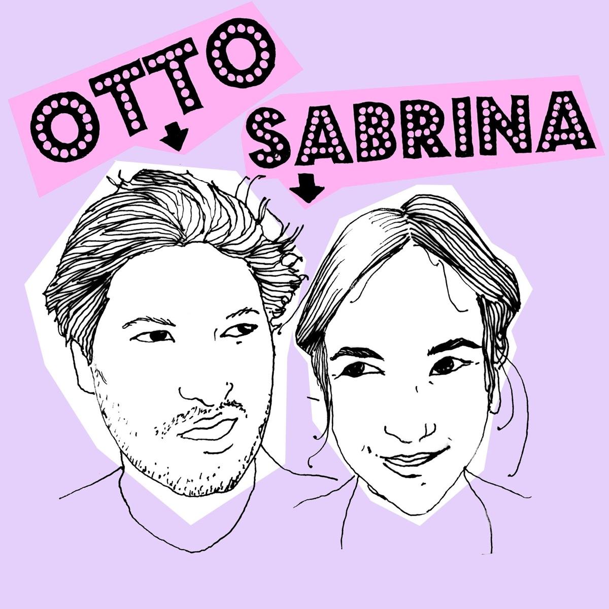 Otto und Sabrina haben einen Gast und reden über Filme