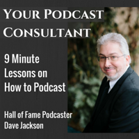 Your Podcast Consultant podcast