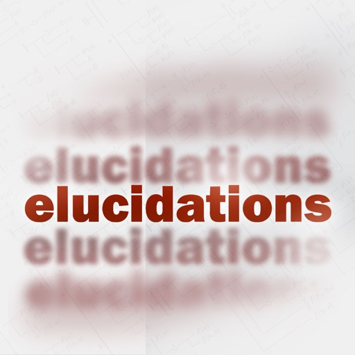 Cover image of Elucidations: A University of Chicago Podcast