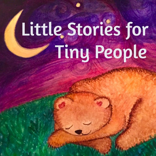 Cover image of Little Stories for Tiny People: Anytime and bedtime stories for kids