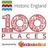 Irreplaceable: A History of England in 100 Places artwork