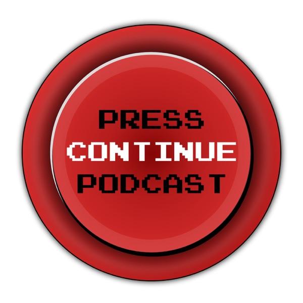 Press Continue Podcast: Retro Gaming Podcast