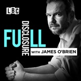 Image of Full Disclosure with James O'Brien podcast