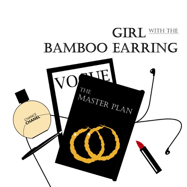 Girl with the Bamboo Earring
