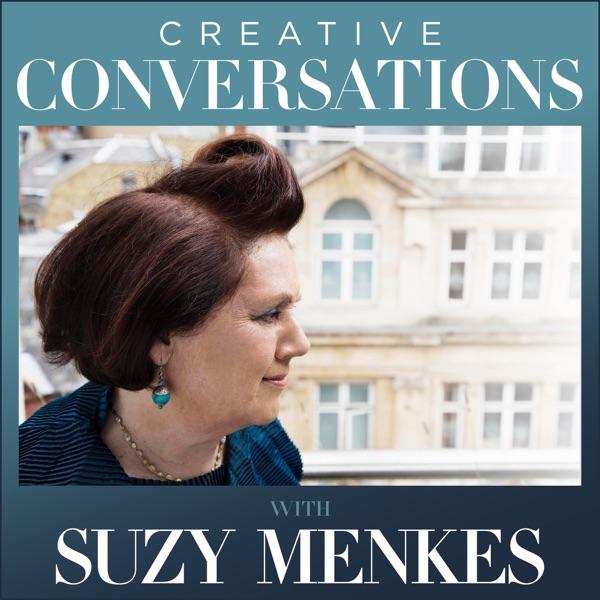Creative Conversations with Suzy Menkes