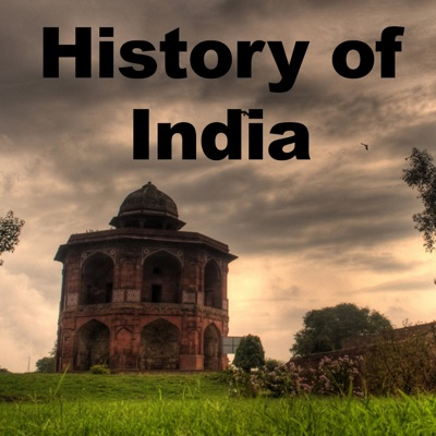 The History of India Podcast:Kit Patrick