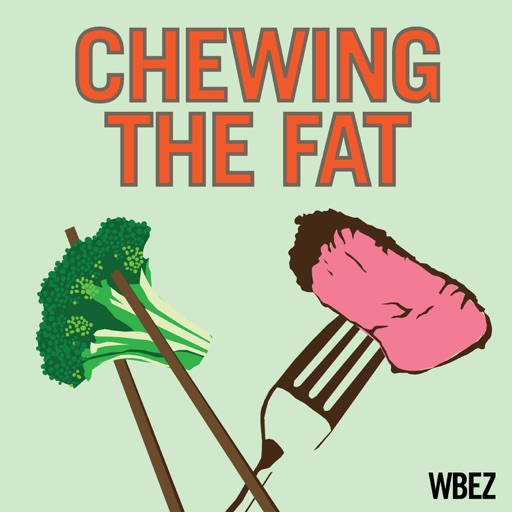 Cover image of Chewing the Fat