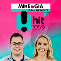 Mike & Gia - hit105.9 Central West podcast