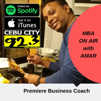 MBA ON AIR WITH AMAR podcast