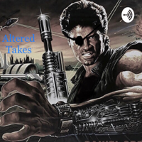 Altered Takes podcast