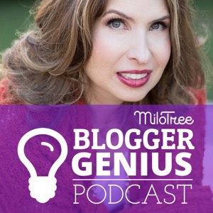 The Blogger Genius Podcast with Jillian Leslie