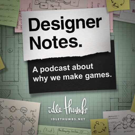 Cover image of Designer Notes