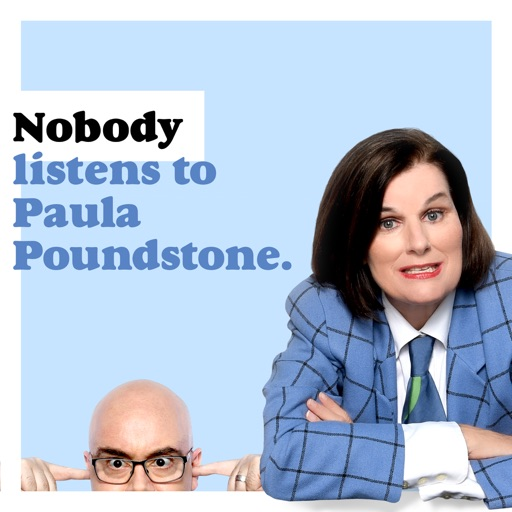 Cover image of Nobody Listens to Paula Poundstone
