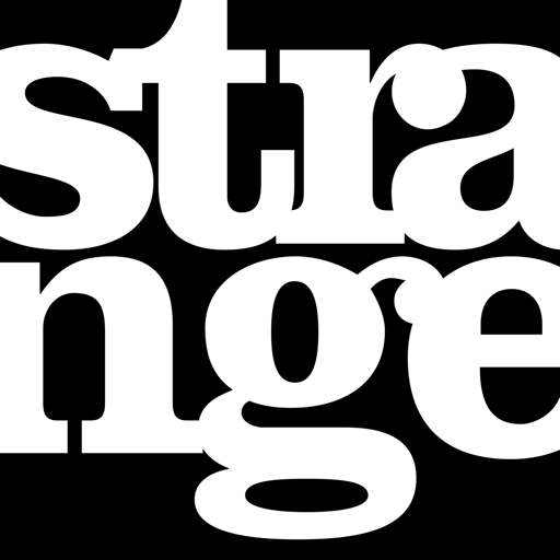 Cover image of Strange