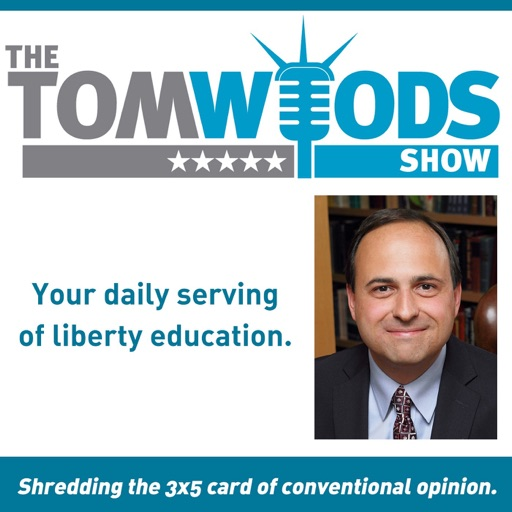 Cover image of The Tom Woods Show