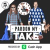 Pardon My Take artwork